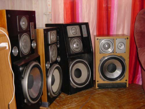 Ремонт акустических систем